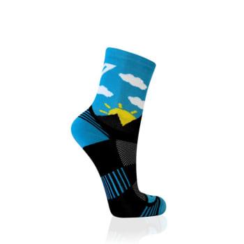 Versus Performance Running Sunrise Sock Size 4-7 - Find in Store