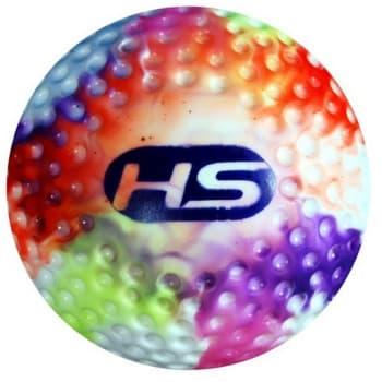 Headstart Rainbow Match Dimple Hockey Ball