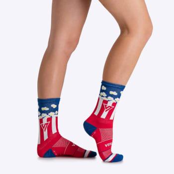 Versus Popcorn Performance Sock Size 8-12