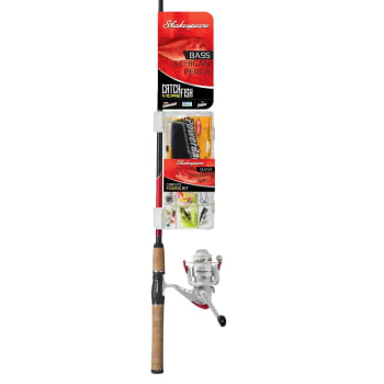 Catch More Fish Bass Combo - Out of Stock - Notify Me