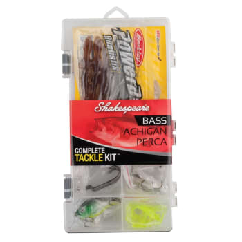 Catch More Fish Bass Tackle Box - Out of Stock - Notify Me