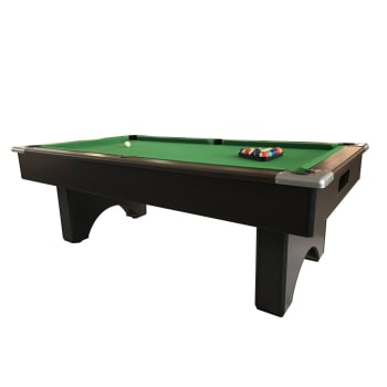 Slate Bed Wenge Wood Pool Table - Sold Out Online