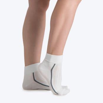 Falke Side Stripe Runner Socks 4-6
