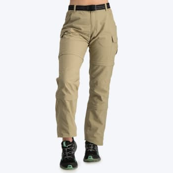 First Ascent Women's Trip Zip Pant