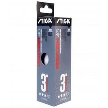 Stiga Perform 40+ Table Tennis Ball - Sold Out Online