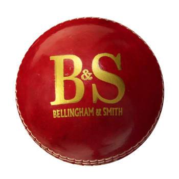 Bellingham & Smith 135g Club Cricket Ball