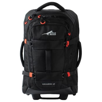 First Ascent Advance Trolley Bag 45L - Sold Out Online