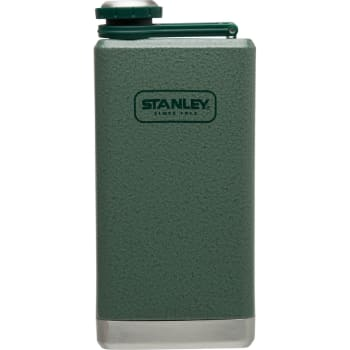 Stanley Adventure Pocket Flask 8oz Green Stainless Steel Green - Sold Out Online