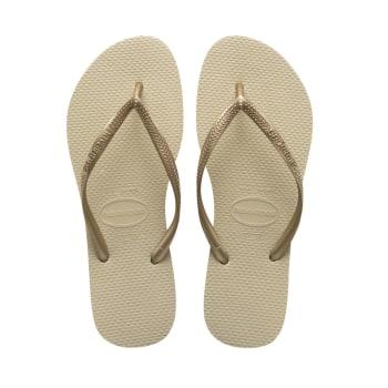 Havaianas Kids Slim Plain Sandals - Sold Out Online