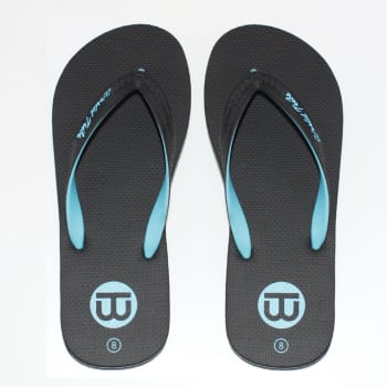 World Tribe Men's Supreme 3 Black Sandals - Sold Out Online