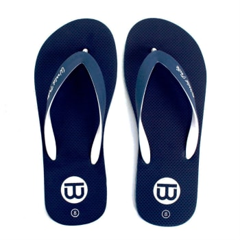 World Tribe Men's Supreme 3 Navy Sandals - Sold Out Online