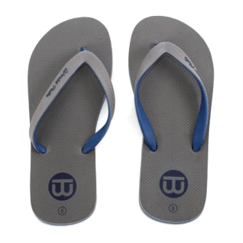 World Tribe Men's Supreme 3 Grey Sandals - Sold Out Online