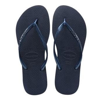 Havaianas Women's Slim Navy Sandals