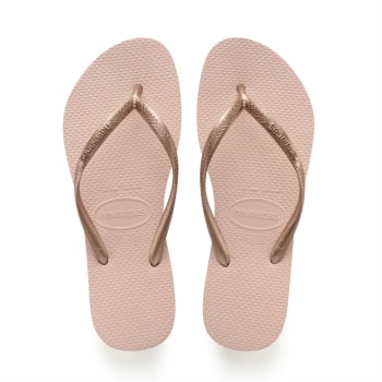 Havaianas Women's Slim Ballet Rose Sandals
