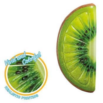 #Intex Inflatable Kiwi Slice Float - Sold Out Online