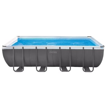 """Intex Ultra Frame Rectangular Pool 18' x 9' x 52"""" - Sold Out Online"""