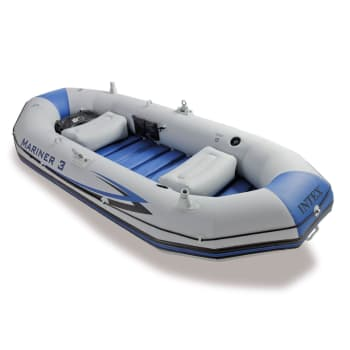 Intex Mariner 3 Boat Set - Out of Stock - Notify Me