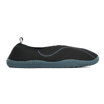 Aqua Men's Slip On Black/Petrol Aqua Shoe - Find in Store
