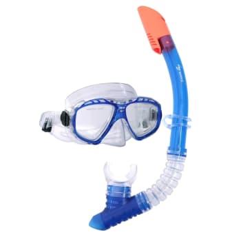 Wave Senior Volar Mask and Snorkel Set