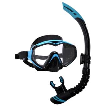 Wave Senior Vision II Mask and Snorkel Set