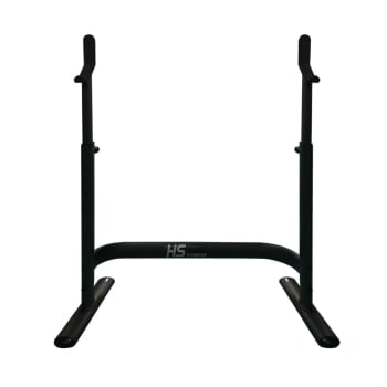 HS Fitness Bench Press and Squat Rack