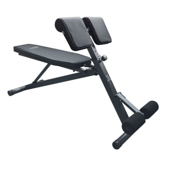 HS Fitness Ab/Hyper Extension Bench