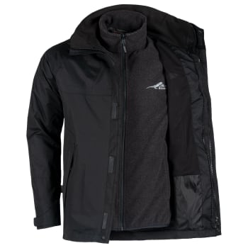 First Ascent Men's Discovery Waterproof Jacket - Out of Stock - Notify Me