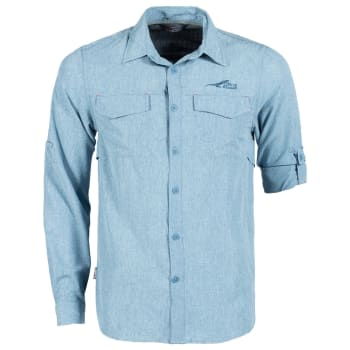 First Ascent Men's Nueva Long Sleeve Shirt