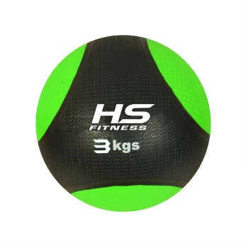 HS Fitness Inflatable Medicine Ball - 3kg