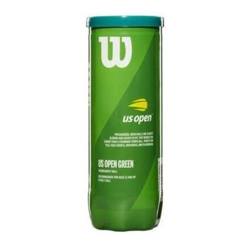 Wilson Green Dot US Open Tennis Balls