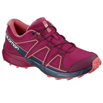 Salomon Jnr Speedcross Girls Road Running Shoe - Sold Out Online
