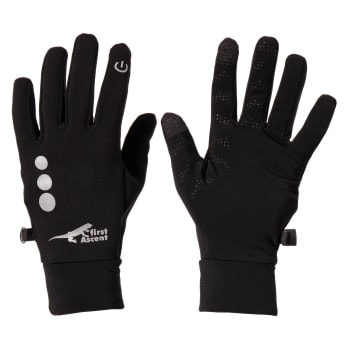 First Ascent Tech Touch Glove - Find in Store
