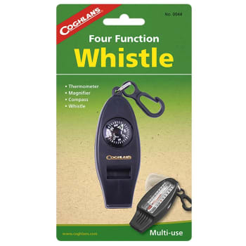 Coghlan's 4 Function Whistle