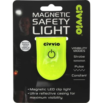 Civvio Magnetic Safety Light
