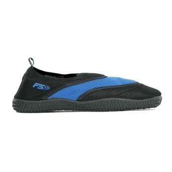 Aqua Men's Slip On Black/Royal Blue Aqua Shoe - Find in Store