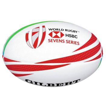 Gilbert HSBC 7's Replica Rugby Ball