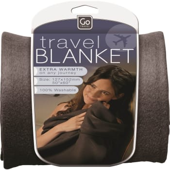Design Go Travel Blanket
