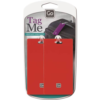 Design Go Tag Me Luggage Tag
