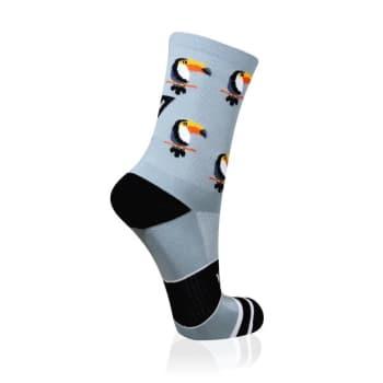 Versus Toucans Sock Size 4-7