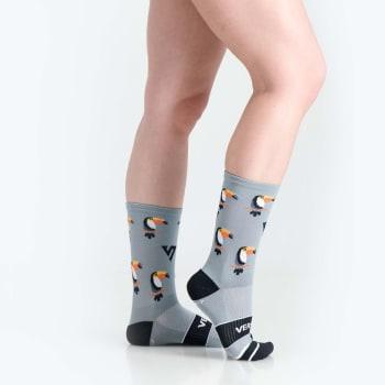 Versus Toucans Sock 8-12 (Performance Acitve)