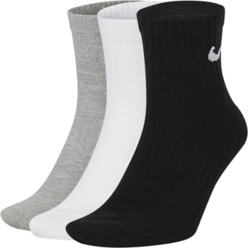 Nike 3 Pack Cushion Crew Socks (S) - Out of Stock - Notify Me