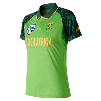 Proteas Women's ODI 19/20 Cricket Jersey