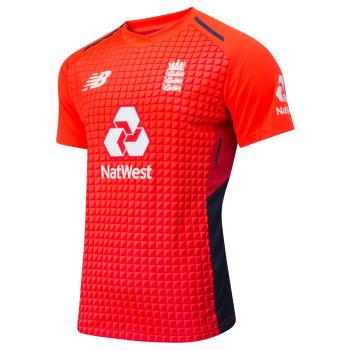 England Men's T20 2019/2020 Cricket Jersey