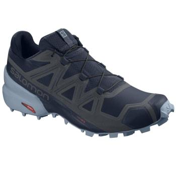 Salomon Men's Speedcross 5 Navy Trail Running Shoes - Find in Store