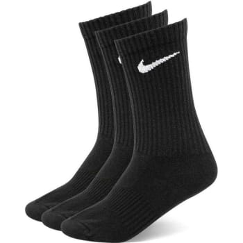 Nike 3 Pack Lightweight Crew Socks (L) - Sold Out Online