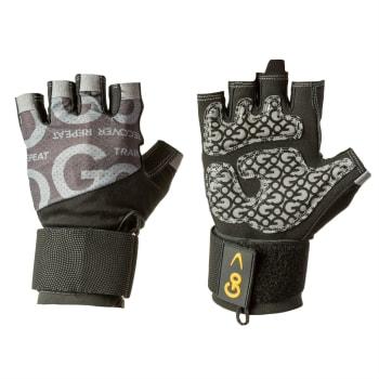 Go Fit Wrist Wrap Training Gloves