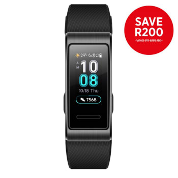 Huawei Band 3 Pro GPS Activity Tracker - Sold Out Online