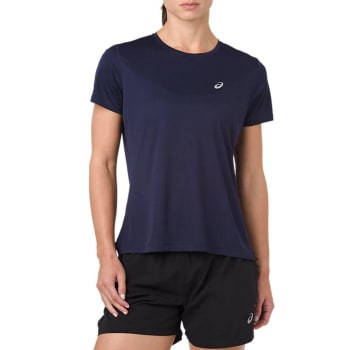 asics Women's Silver Running Tee Shirt - Sold Out Online