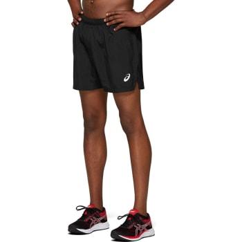 """Asics Men's Silver 5"""" Run Short"""