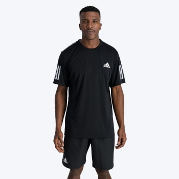 adidas Men's Club 3Stripes Tennis Tee